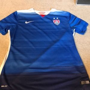 Women's USA Soccer Jersey